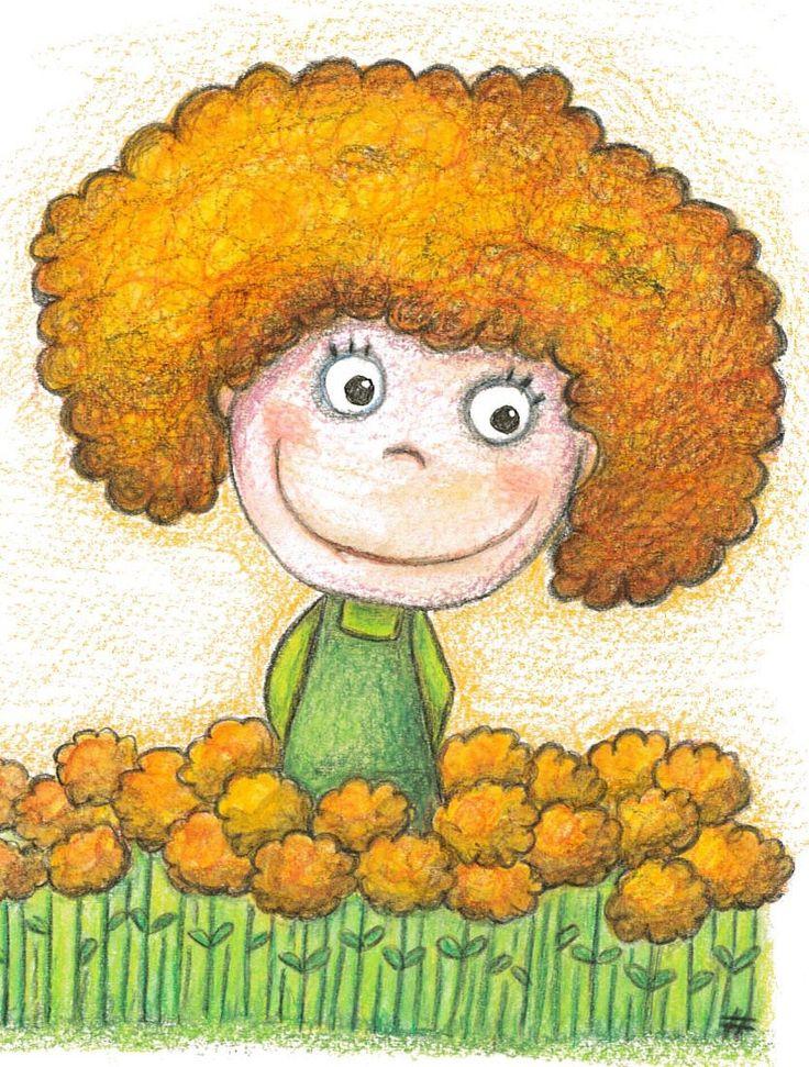 little girl - Roberta Topini