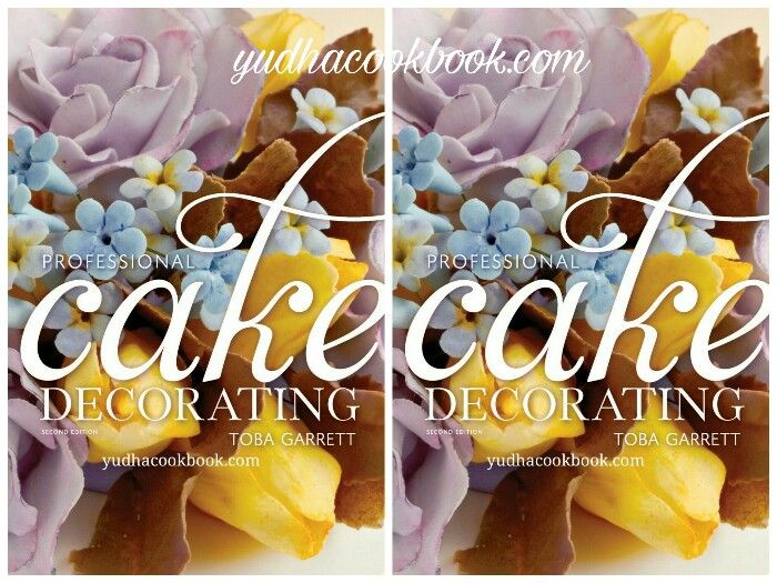 Download ebook PROFESSIONAL CAKE DECORATING 2nd Edition by Toba Garrett