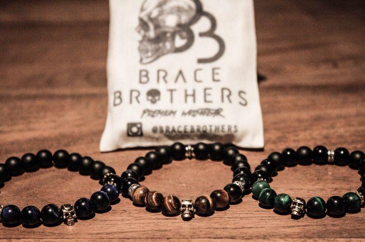 Instagram : @bracebrothers | Great Gemstone's Bracelets