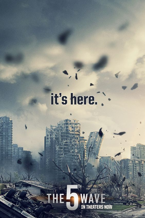 You'd better be ready, because it's finally here: The 5th Wave. #5thWaveMovie