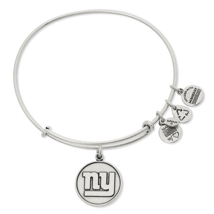 Alex And Ani New York Jets Women S Logo Rafaelian Silver Finish Bracelet Now From The Official Enjoy Fast Shipping At Flat Rates On