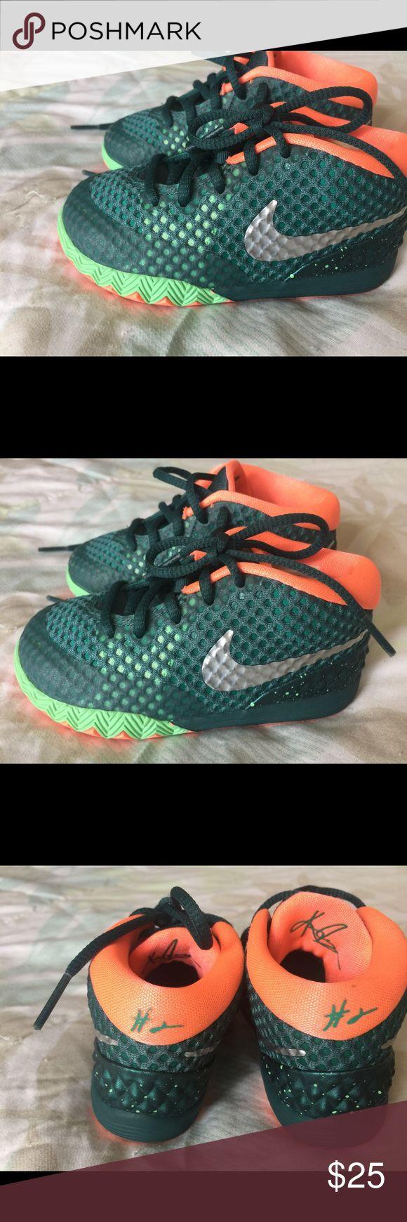 Boys Nike Kobe Bryant sneakers Worn only once!  Boys Nike size 7 Nike Shoes Sneakers