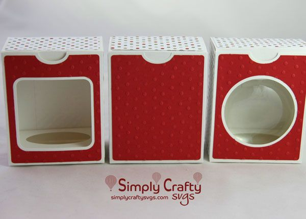 Disc Ornament Box 3 In Svg File Simply Crafty Svgs Ornament Box Gift Box Template Cricut Ornaments