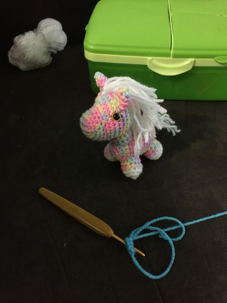 I made another pony :) getting better at them I think.