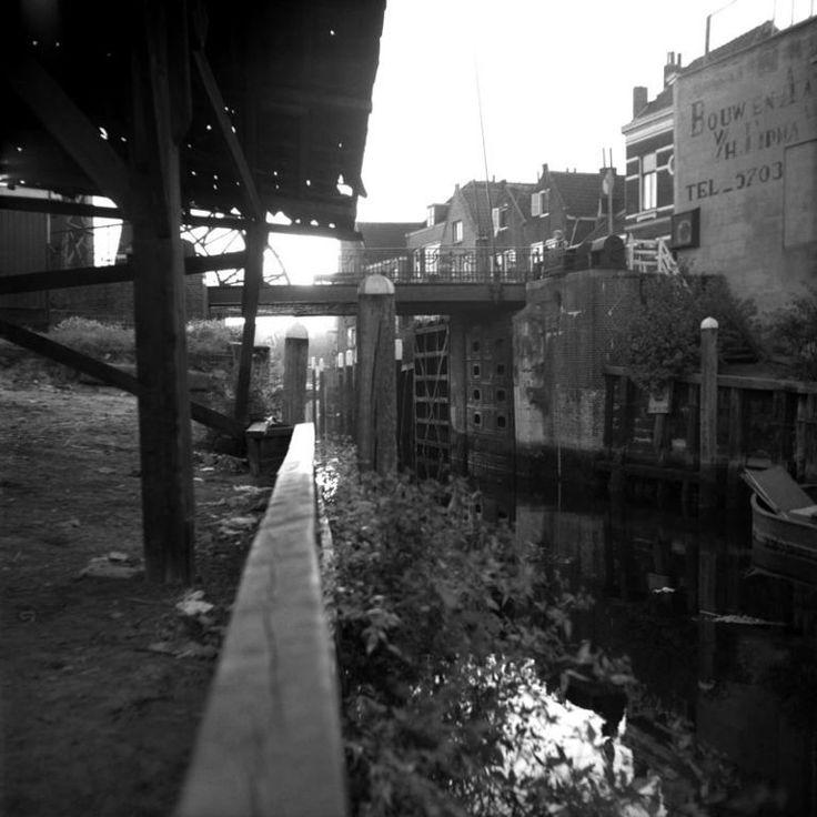Dordrecht 1966: De Sluisbrug