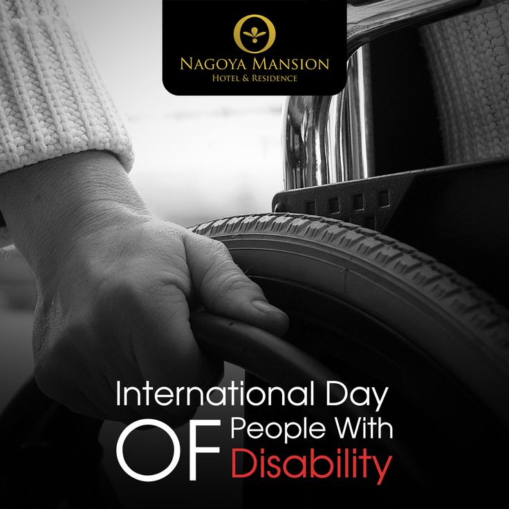 The International Day of People with Disability is observed on December 03, 2015.  The day is an international observance promoted by the United Nations since 1992. The observance of the Day aims to promote an understanding of disability issues and mobilize support for the dignity, rights and well-being of persons with disabilities.  #internationaldayofdisability2015 #worlddaycalendar