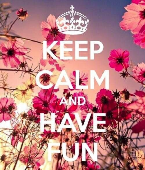 KEEP CALM AND HAVE FUN Another Original Poster Design Created With The Keep Calm O Matic Buy This Or Create Your Own Now