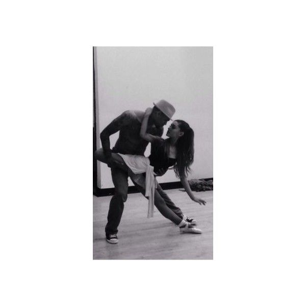 Ariana Grande Kisses Secret New Boyfriend Ricky Alvarez Watch via Polyvore featuring jewelry