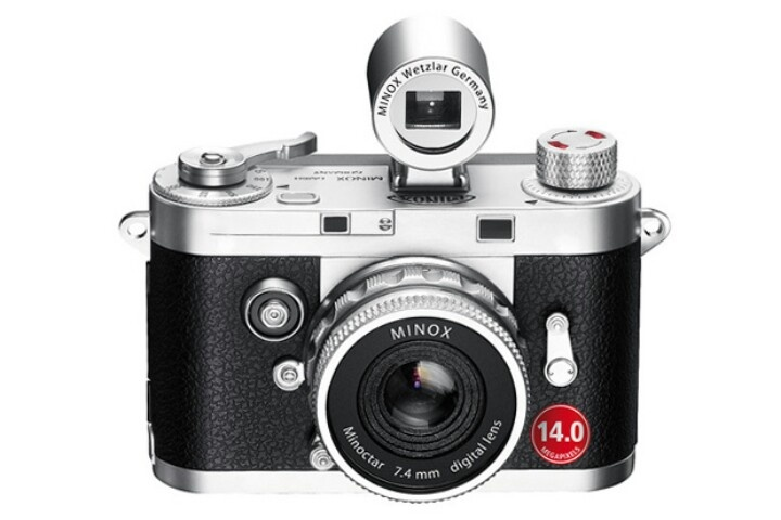 Minox if you cant afford a leica