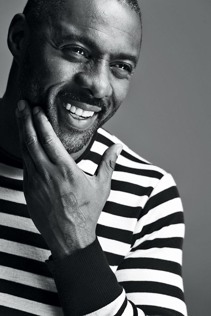 Idris Elba, photographed by Nigel Parry., By Nigel Parry/CPi Syndication.