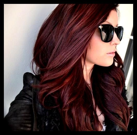I really like this hair color so much. Wonder if it would look this good on me