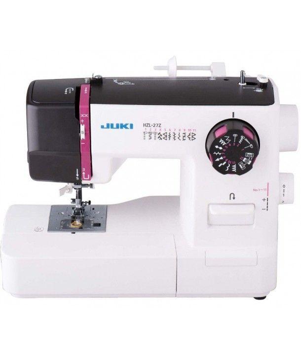 Qualità e affidabilità con la Macchina per cucire Juki HZL-27Z. Con 2 file di dentini aggiuntive posizionate proprio dietro l'ingresso dell'ago nel tessuto consente un trasporto perfetto dello stesso ed è dotata di gancio rotativo anti-inceppamento. Compra questo prodotto di qualità da: https://www.sewshop.eu/it/macchine-da-cucire-juki-meccaniche/macchina-per-cucire-juki-hzl-27z  #macchinadacucire #cucire #sewshop