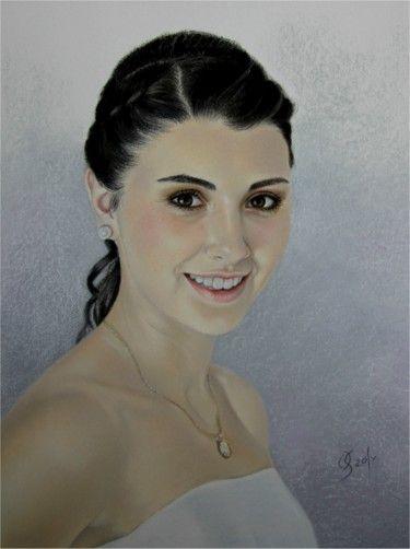 Portrait nach Foto