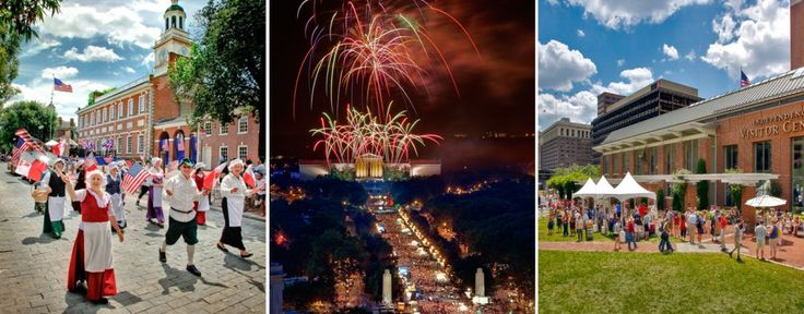 July 4th in Philadelphia - Fireworks, Concerts and More - Wawa Welcome America! Events — Visit Philadelphia — visitphilly.com