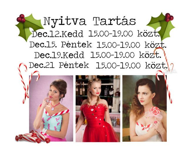 christmas by ticci-1 on Polyvore