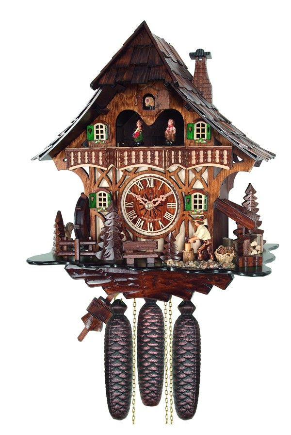 71 best Cuckoo Clocks images on Pinterest Cuckoo clocks, Musical - la maison de l artisan