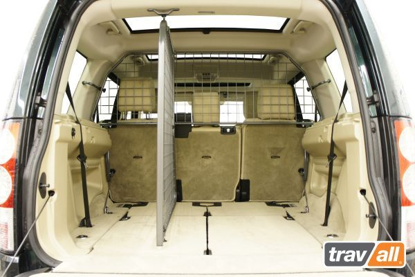 Divider for Land Rover Discovery III & IV 2005 onwards #dogguardsrus