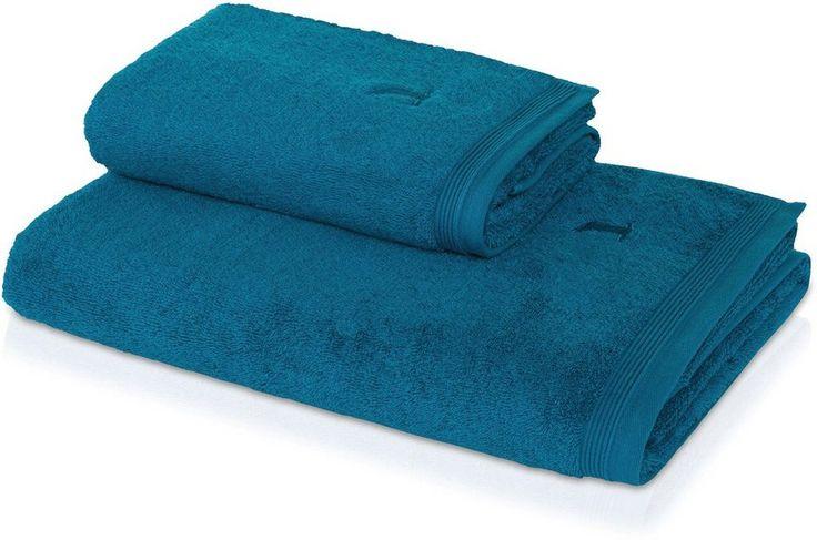 Handtuch, Möve, »Superwuschel«, in kräftigen Farben