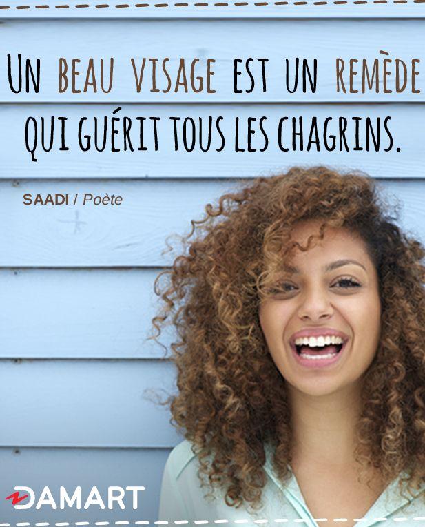 Un beau visage est un rem de qui gu rit tous les chagrins for Fish odor syndrome natural remedies