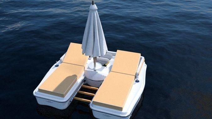 Resortfloat | 3D Model