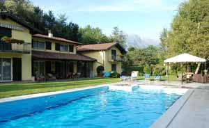 Villa Al Boschetto