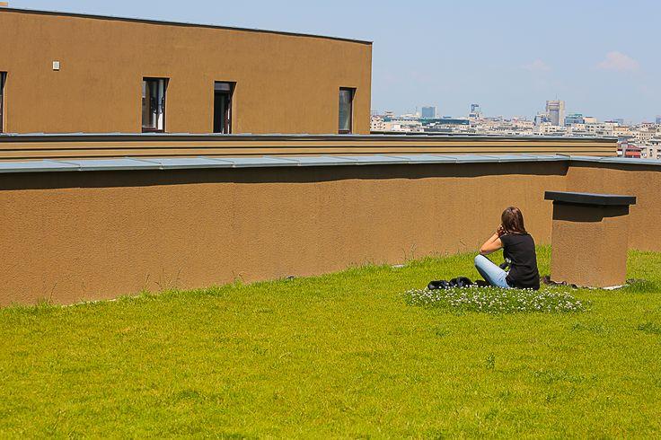 Relaxe or drink your coffe on terace! http://rpfdevelopment.com/cinci-avantaje-ale-complexului-vitan-residence-2/