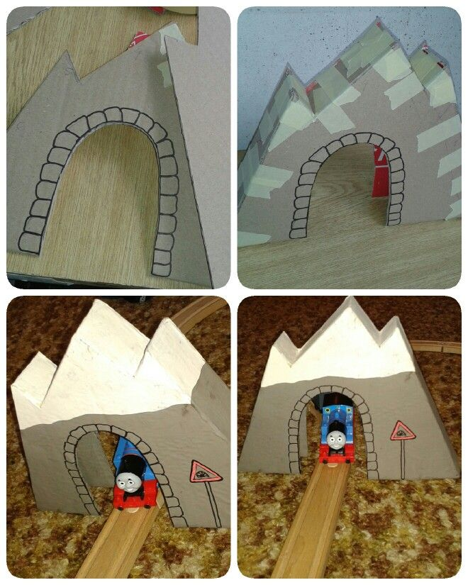 Tunnel Thomas