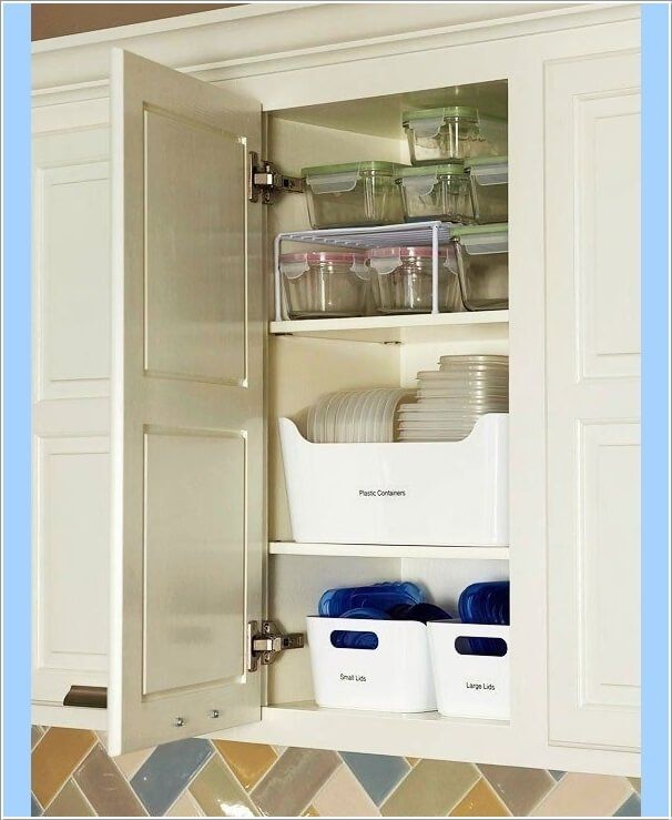 Kitchen Storage Solutions Diy: Best 10+ Tupperware Storage Ideas On Pinterest