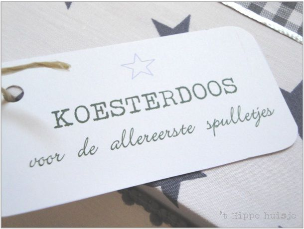~Koesterdoos~