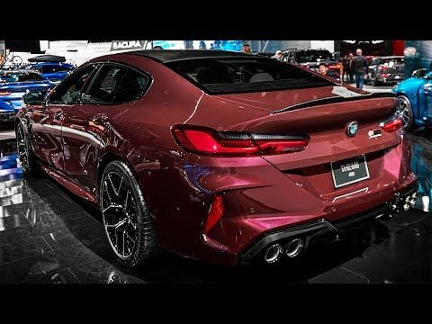 2020 Bmw M8 Gran Coupe Competition Walkaround Youtube In 2020