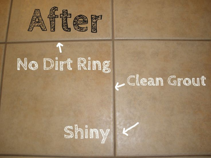 Homemade Tile And Grout Cleaner Homemade Baking Soda
