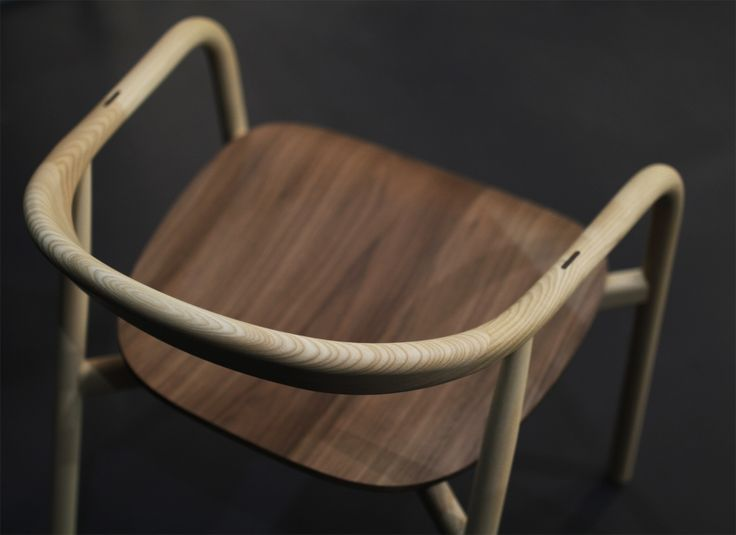 The Autumn Chair   IWASAKI DESIGN STUDIO