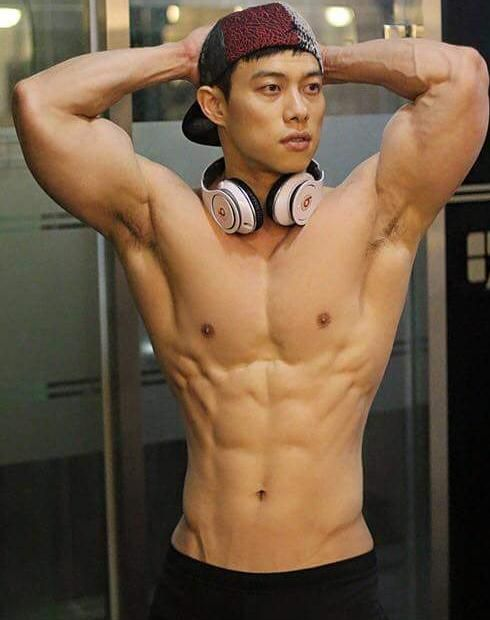 Exotic Collections | Asian muscle | アジア, アジアの男性
