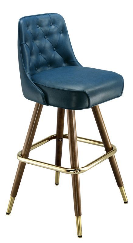 restaurant bar stools leather 3