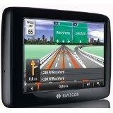 Navigon 2100 max 4.3-Inch Portable GPS Navigator with Text-to-Speech, Lifetime Traffic, and 2 Years of FreshMaps (Special Bundle) (Electronics)By Navigon