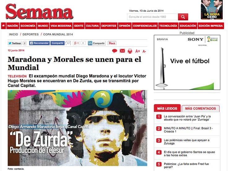Pieza - Promo DeZurda en Semana.com