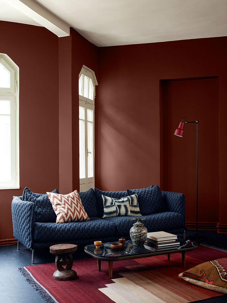 Jotuns nya färgkarta Lady 2017 representerar kulörer och stilar inspirerande av kulturer från världens alla hörn. Med de tre färgpaletterna Nordic Living, Urban Living och Continental Living...
