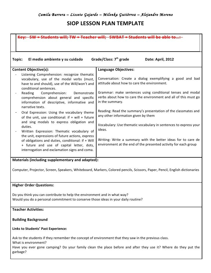 lesson plan for vocabulary using sheltered instruction Sheltered instruction: sheltered instruction: sheltered instruction is an approach for teaching content to english language learners (ells) in strategic ways that make the subject matter concepts comprehensible while promoting the students' english language development.