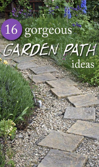16 Gorgeous Garden Paths That'll Whisk You Away to Backyard Paradise!
