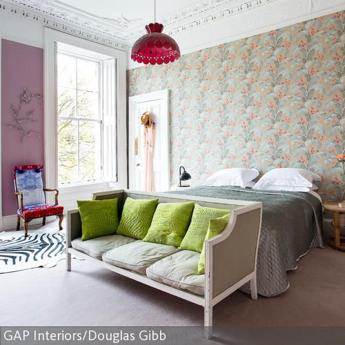 177 best Wand \/ Wall images on Pinterest Home, Live and At home - fototapete für schlafzimmer
