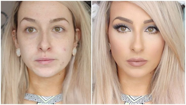 long lasting, flawless full coverage foundation routine - Full face make...