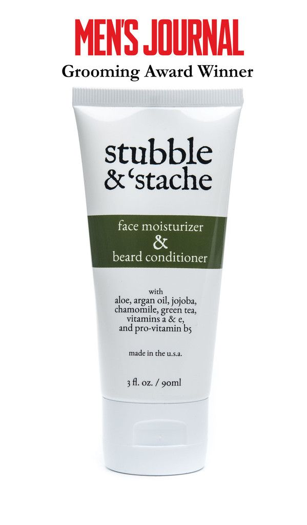 Beard Conditioner and Face Moisturizer. Hydrates your skin, reduces beard itch, softens your scruff and reduces the appearance of fine lines and wrinkles