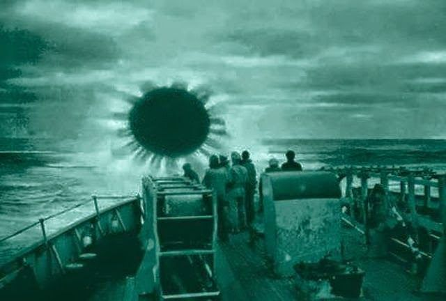 Time Travel Portal - The Philadelphia Experiment, movie.