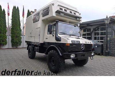 Mercedes-Benz Unimog 435 Expetitions Fahrzeug als Wohnmobil andere in Heilbronn