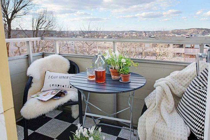 Kleine Wohnung Balkon Ideen 3