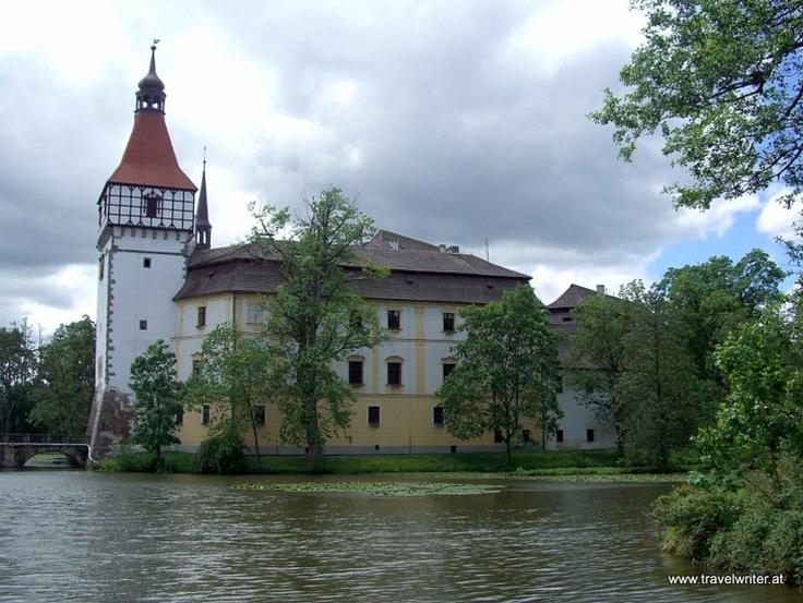 Zamek Blatná in Blatná, Czech Republic