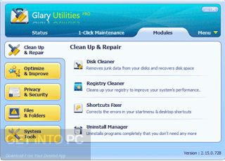 Galry Utilities Pro Portable Download - Softs and cracks