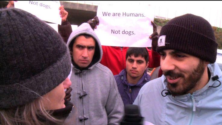 """I Don't Want to Die. This War Is Not My War"": A Syrian in France's Larg..."