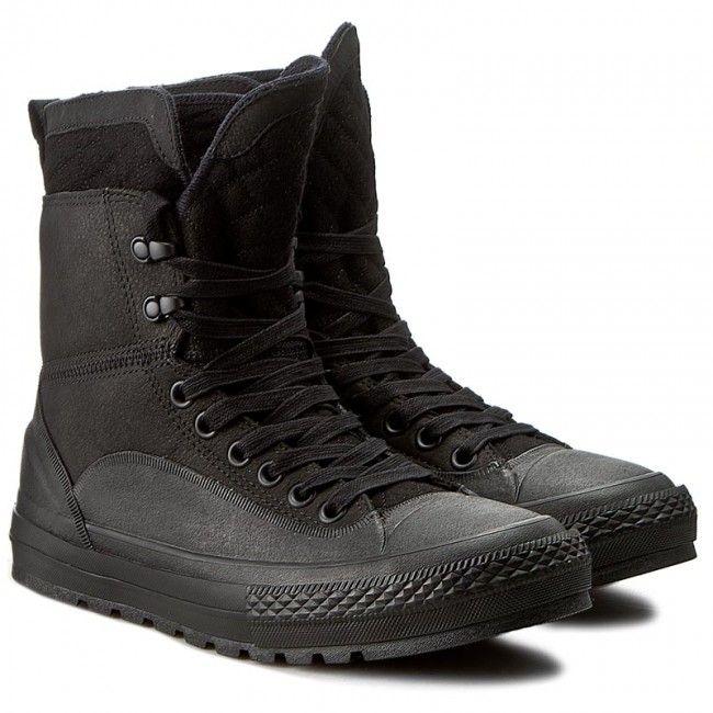 Boots CONVERSE - Ctas Tekoa X-Hi 153577C  Black/Shale Grey/Black