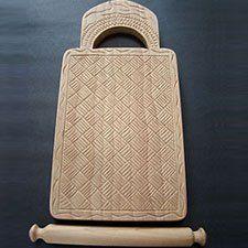 Cavarola Dough Board from Artisanal Pasta Tools — Daily Find